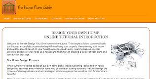 Home Design Software Courses by Unique 90 Design Your Own Home Plans Inspiration Design Of Design