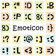 Foto Wanita Lebih Banyak Pakai Emoticon   emoticon Ekspresi Chat