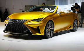 lexus v8 front cut for sale lexus lf c2 concept a preview of the rc convertible u2013 news u2013 car