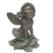 call of the wild 15 in fox garden statue 89720 the home depot