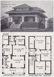 1950s craftsman house plans house plans