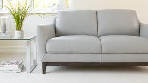 Seater Leather Sofa Living Room Furniture UK - Sofa modern 2
