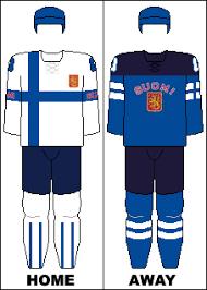 Seleção da Finlândia de Hóquei no Gelo