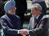 Brasil e Índia reafirmam parceria estratégica
