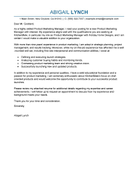 Sales and marketing executive cover letter Opencharters Com