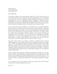business cover letter sample project management resume  business       business cover letter