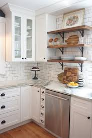 1950 Kitchen Cabinets 25 Best Subway Tile Kitchen Ideas On Pinterest Subway Tile