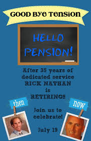 Retirement Function Invitation Card Best 25 Retirement Party Invitations Ideas Only On Pinterest