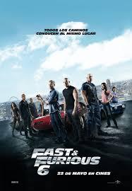 Rápidos y Furiosos 6 (Fast and Furious 6)