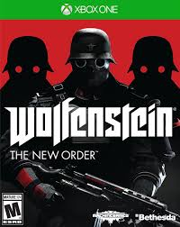 X Box Pics On A Bed Amazon Com Wolfenstein The New Order Xbox One Bethesda