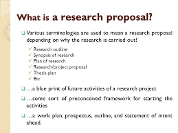 Drafting Research Proposal  Introduction A Research Proposal     SlidePlayer What is a research proposal