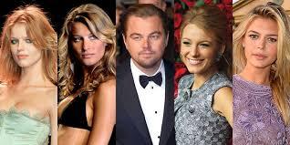 Leonardo DiCaprio Dating History   Leonardo DiCaprio     s Girlfriends    models     blondes    actresses  one pop star  and Leo