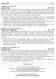 Construction Project Coordinator Resume Sample by Enjoyable Inspiration Resume Manager 15 Project Cv Template