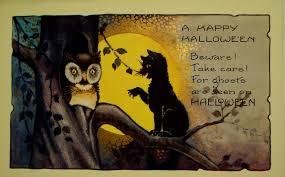 early 1900 u0027s vintage halloween cards 1