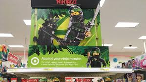 black friday target legos saturday 9 30 lego ninjago scavenger hunt at target the krazy