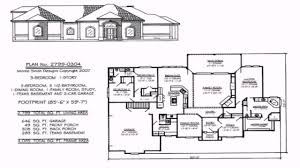 house plans with basement bedrooms youtube