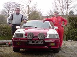 Romain Dufour et Rémi Cailleux, vainqueurs en classe A5 du rallye du Ternois 2008 avec une Citroën AX porteront le n°124 aux Routes du Nord. - 1309609996