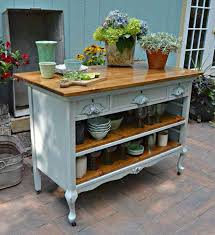 old dresser converted to kitchen island painting inspiration