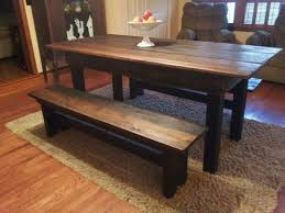 beautiful dining room table bench home decor ideas and interior dining room table bench