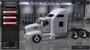 kenworth truck price american truck simulator kenworth t660 mod review trucker j youtube
