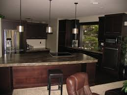 kitchen cabinets maple espresso countertops formica laminate