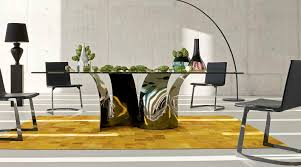 Glass Rectangle Dining Table Rectangle Dining Table Cafe And House Home Furniture And Decor