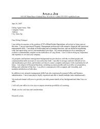 Manager Cover Letter With No Experience   Cover Letter Templates