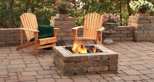 Ideas For Fire Pits In Backyard by Garden Design Garden Design With Traditional Backyard Fire Pit