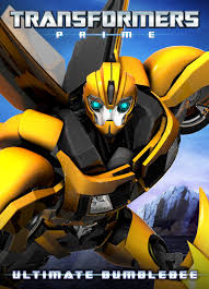 transformers prime ultimate bumblebee on dvd today free