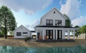 plan 62650dj modern farmhouse plan with 2 beds and semi detached modern farmhouse plan with 2 beds and semi detached garage 62650dj cottage