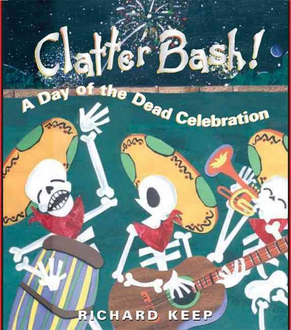 Image result for clatter bash a day of the dead