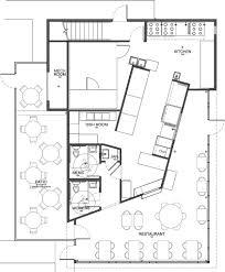 restaurant floor plan layout fabulous restaurant kitchen floor