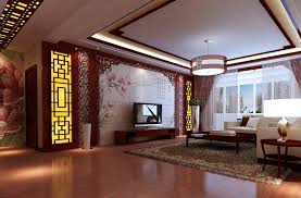 Living Room  Chinese Living Room Modern Design Chinese Living - Interior design chinese style