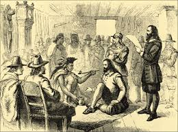 pilgrims on thanksgiving thanksgiving and the abandonment of life as we know it
