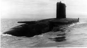 `Míssil Submarino Polaris