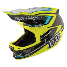 troy lee designs motocross helmet troy lee helmet d3 carbon midnight blk dc cycles