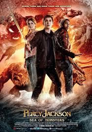 Percy Jackson – Szörnyek tengere (Percy Jackson: Sea of Monsters 2013)