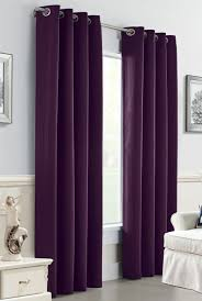 Blackout Curtain Panels Darcy Blackout Thermal Grommet Top Curtains Insulated Curtains