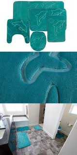 5 Piece Bathroom Rug Set by Bathmats Rugs And Toilet Covers 133696 Bathroom Rug Mat Set 4