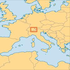 Luxembourg Map Aug 16 Liechtenstein Luxembourg Operation World