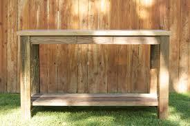 arbor exchange reclaimed wood furniture 60