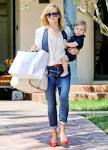 Image Reese Witherspoon and son Picture