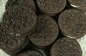 the spider in the oreo