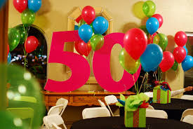 Home Party Ideas 50th Birthday Surprise Party Ideas Home Party Ideas
