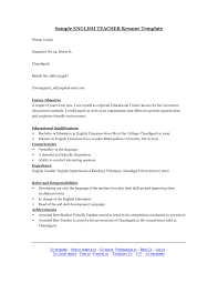 Example Job Resume by Traditional Resume Examples