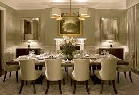 formal dining room color ideas black varnished teak wood chairs