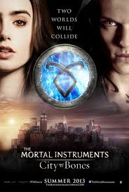 The Mortal Instruments: City of Bones-The Mortal Instruments: City of Bones