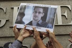 NSA Leaker Edward Snowden: Spy, Patriot, Libertarian, Communist