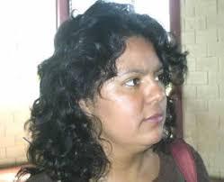 Bertha Cáceres (COPINH)