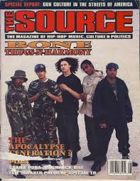 MACHETES DIPPED IN RUM     Cuepoint     Medium August      saw Bone Thugs land their first of several major cover feature stories when they graced The Source Magazine     co founded by Philadelphia